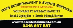 Tops Entertainment